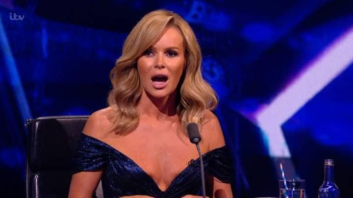 Amanda Holden Hits Back After 'Britain's Got Talent' 'Wardrobe Malfunction' Sparks 235 Ofcom Complaints