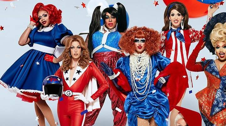 A Date For 'RuPaul's Drag Race' Season 12 Has Been Revealed