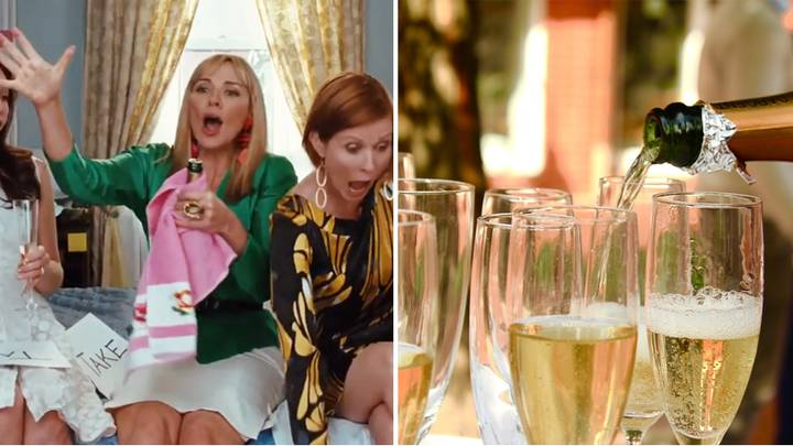 You've Been Opening Bottles Of Prosecco Wrong This Whole Time