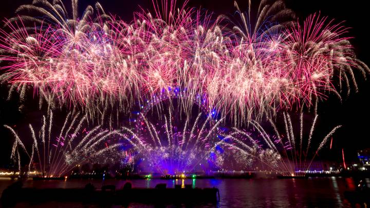 BREAKING: London New Year's Eve Fireworks Display Cancelled Over Covid Fears