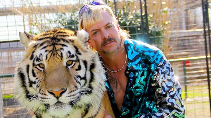 Families Are Dressing Up As The 'Tiger King' Cast As They're Bored