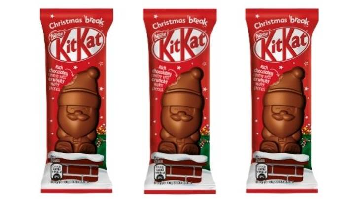 You Can Now Get A Christmas KitKat Version Of The Maltesers Bar