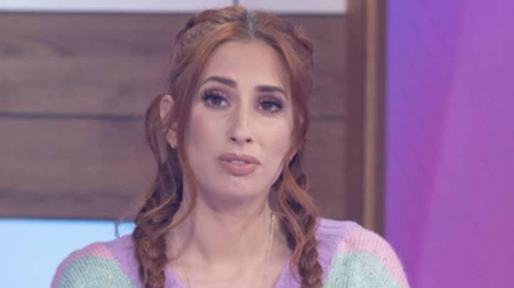 Stacey Solomon Reveals She's Been Sent 'Hostile' Messages Regarding Israel-Palestine Crisis