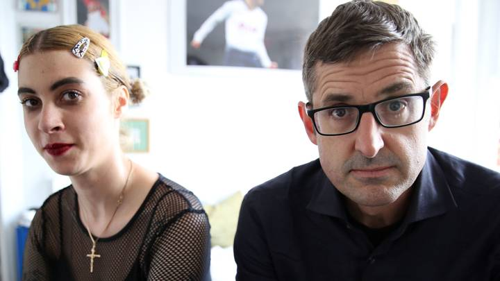 PSA: Louis Theroux's New Documentary Is Landing On BBC Next Week