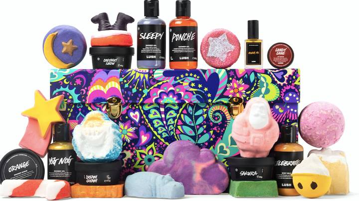 LUSH's 2020 Advent Calendar Is Here And It Looks Spectacular