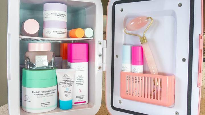 Beauty Fridges Are The Latest Skincare Trend Sweeping The Internet