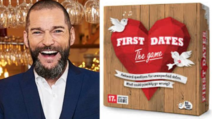 A First Dates Game Is Here To Make Everything Oh So Awkward