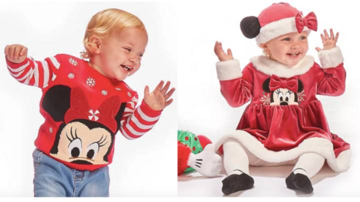 Disney Launches 'Baby's First Christmas' Range