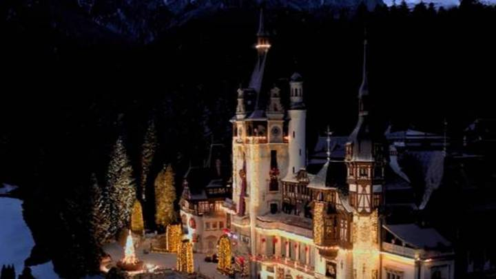 You Can Now Visit The Castle From A Christmas Prince