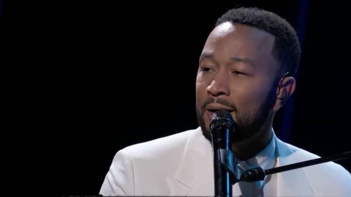 John Legend Pens Beautiful Tribute To His Wife Chrissy Teigen Following Pregnancy Loss