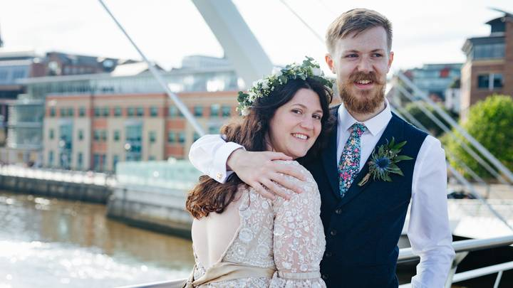 I Almost Let My Weight Ruin My Wedding Day - Here's How I Got Over It