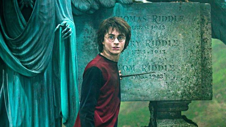 Everyone's Freaking Out Over This Deleted 'Harry Potter' Scene Reappearing