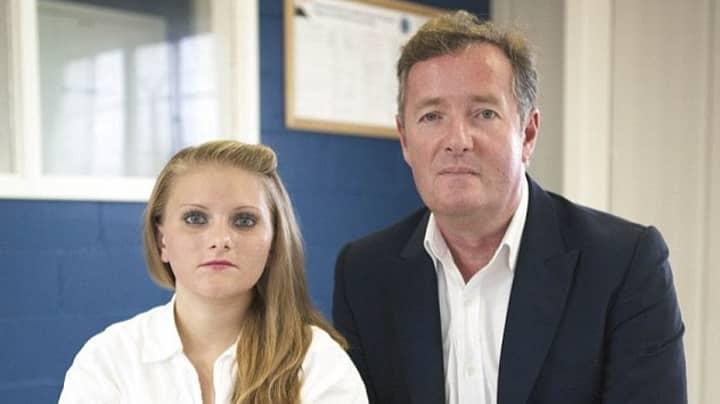 'Piers Morgan's 'Killer Women' Documentary Has Landed On Netflix