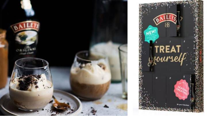 ASDA Is Selling A £20 Advent Calendar And It's Filled With Baileys