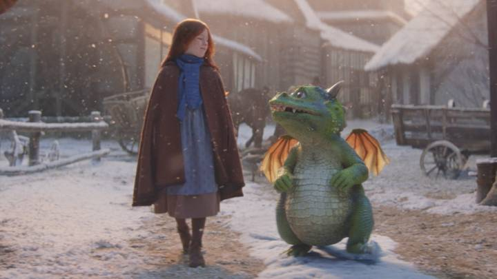 The John Lewis Christmas Advert Has Arrived And It's The Most Emotional One Yet