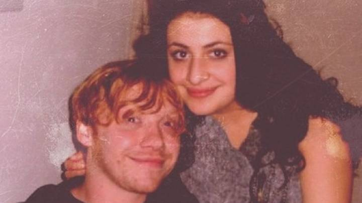 Rupert Grint Is Reportedly Dating Angus, Thongs And Perfect Snogging's Georgia Groome