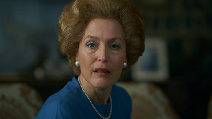 The Crown Season 4 Viewers Call For Gillian Anderson To Win All The Awards For Margaret Thatcher Portrayal