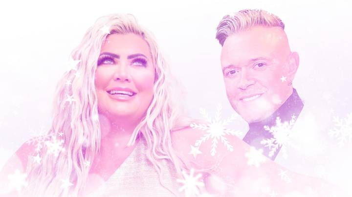 Gemma Collins Is Releasing A Christmas Single With Darren Day