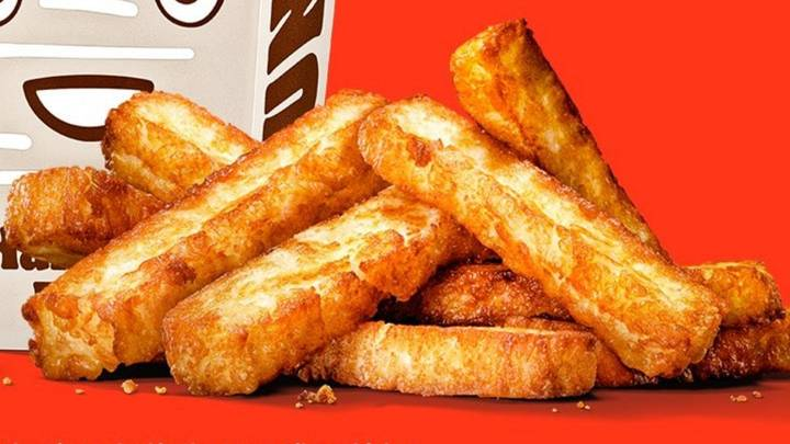 Burger King Launches Cheesy New Menu Including Halloumi Fries And Three New Burgers