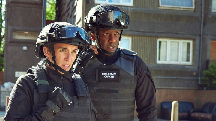 Trigger Point: First Look At ITV's Cop Drama Starring Line Of Duty's Vicky McClure