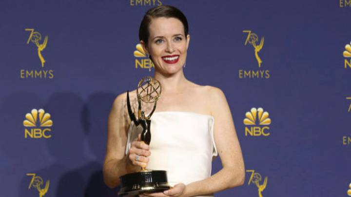 People Can't Stop Crying At Claire Foy's Emmy Acceptance Speech