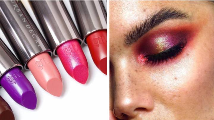 Urban Decay Is Showing Off Real Unedited Skin On Its Instagram And Fans Love It