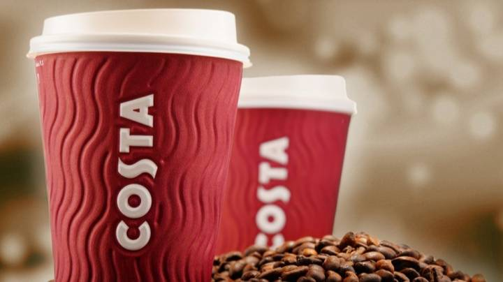 Costa Customers Left Disgruntled As They Shrink Its Cup Sizes While Putting Up Prices By 10p