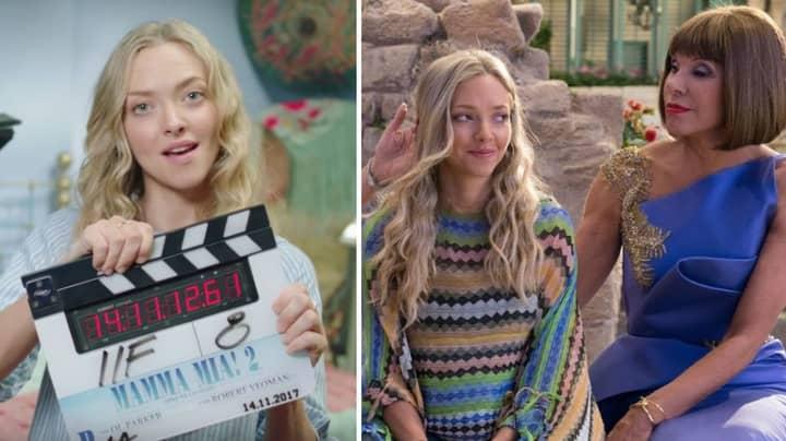 Looks Like Mamma Mia! 3 Is Happening Very Soon