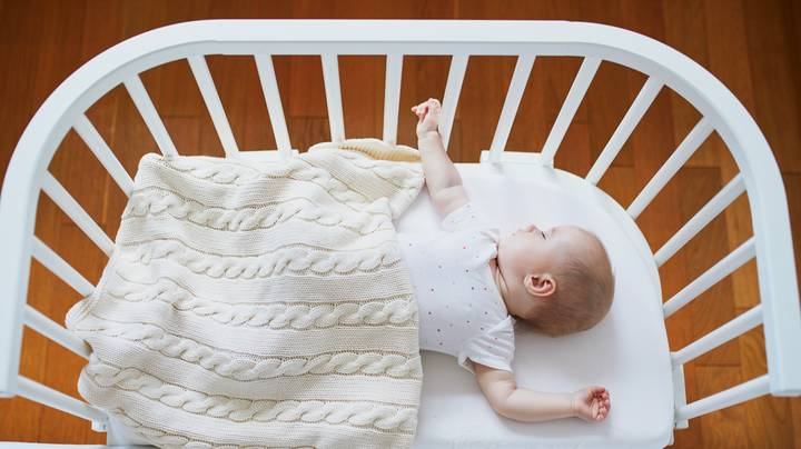 TikTok Video Warns Parents Not To Leave Blanket In Their Baby's Reach When Sleeping