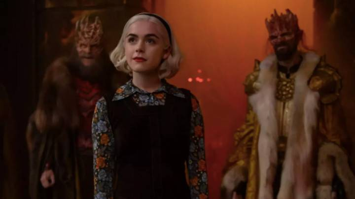 'Chilling Adventures Of Sabrina' Part 4 Has Already Gone Into Production