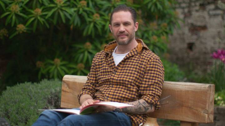 Tom Hardy Is Filming Six New CBeebies Bedtime Stories