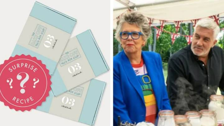You Can Now Get A GBBO Bake-Along Recipe Box