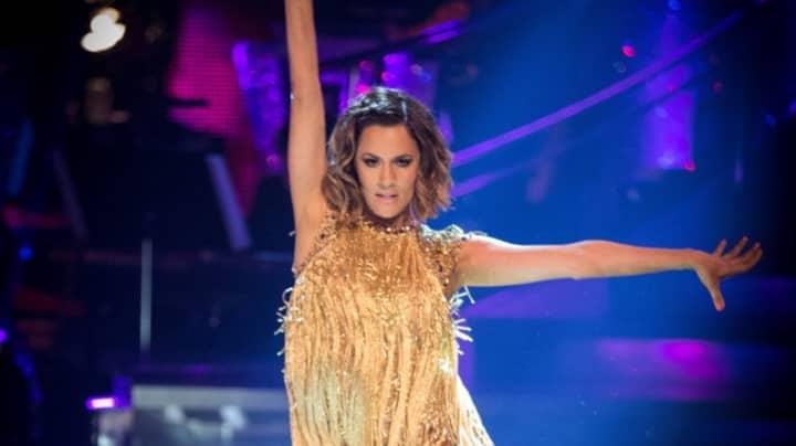 'Strictly' Fans Are Left Sobbing Over Caroline Flack Tribute