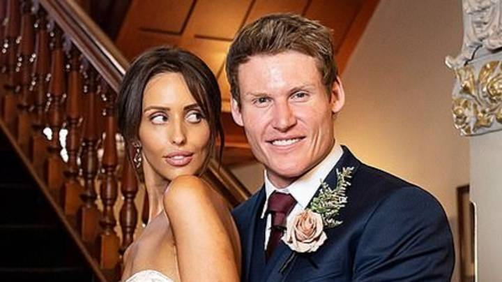 Married At First Sight Australia's Elizabeth Sobinoff Weds Again After Failed Marriage To Sam