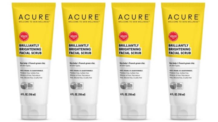 This £15 Facial Scrub Is Receiving Rave Reviews For Ridding Blackheads
