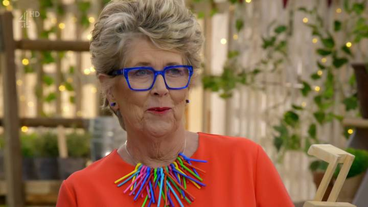 Prue Leith Infuriates Great British Bake Off Viewers By Mentioning Calories