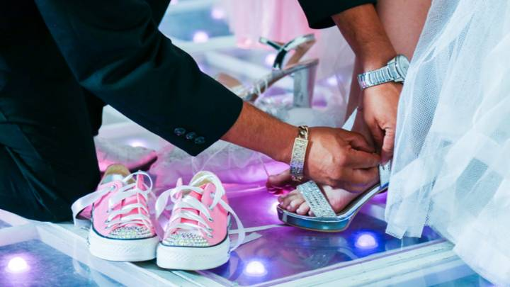 Converse Is Now Selling A Wedding Collection So You Can Ditch Those Painful Heels
