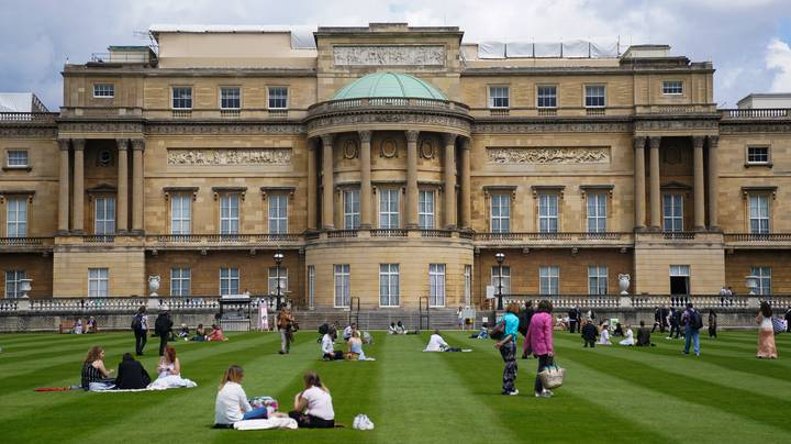 You Can Picnic In The Buckingham Palace Gardens For The First Time Ever