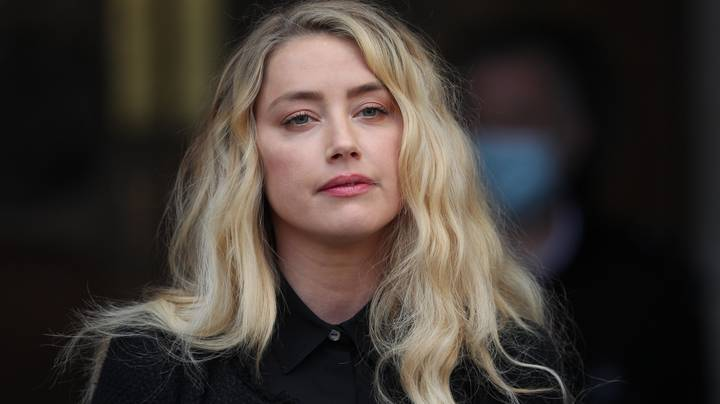 Amber Heard Speaks Out On Marilyn Manson Abuse Allegations