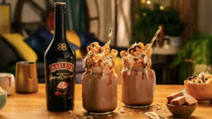 Baileys Has Released A Salted Caramel Flavour And We're Drooling