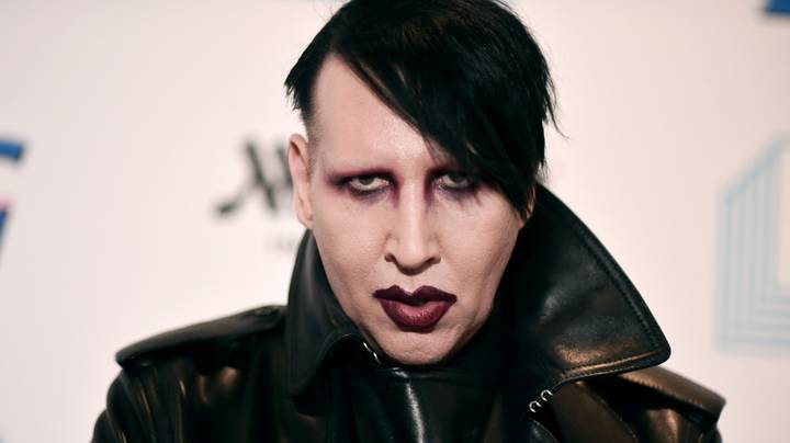 Marilyn Manson Breaks Silence On Evan Rachel Wood's Abuse Allegations