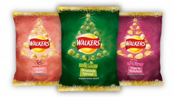 Walkers Is Bringing Back Brussels Sprouts Crisps For Christmas