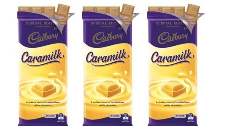 Cadbury's Caramilk Is Finally Coming To The UK And It Looks Delicious