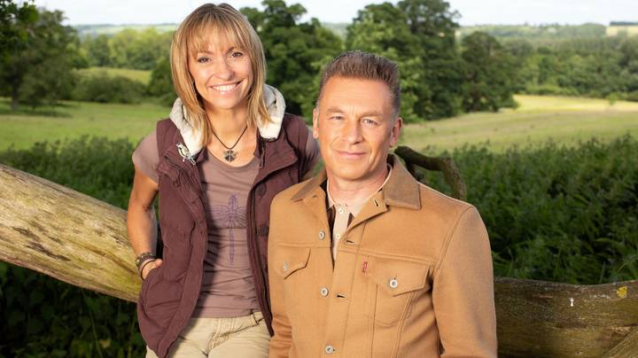 Chris Packham And Michaela Strachan To Reunite For The Really Wild Show Reboot