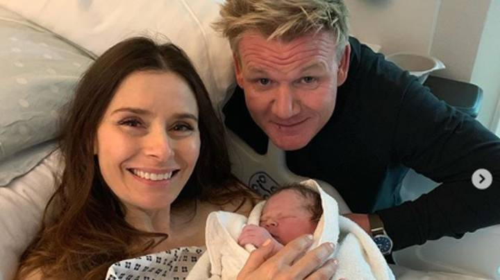 Gordon And Tana Ramsey Announce The Birth Of Fifth Child