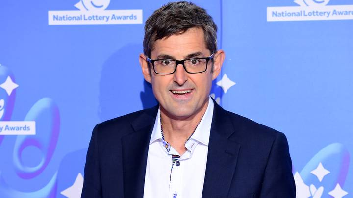 Louis Theroux Has Shared His First Instagram Picture