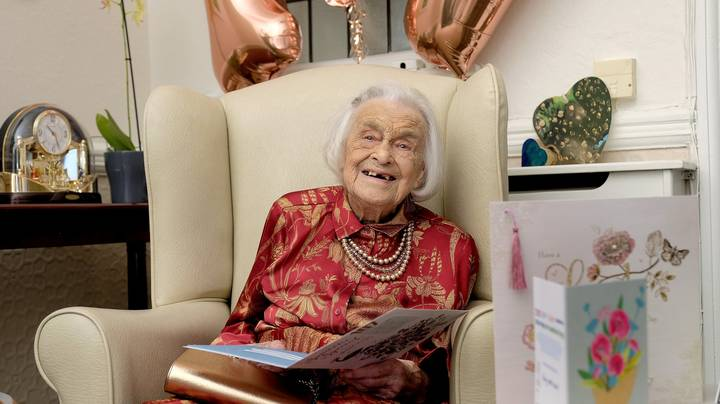 This 107-Year-Old Woman Says The Secret To Long Life Is Staying Single