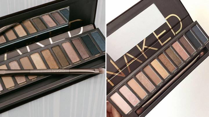 Urban Decay Has Discontinued The Iconic Naked Palette