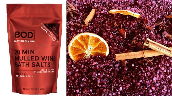 You Can Now Actually Bathe In Mulled Wine