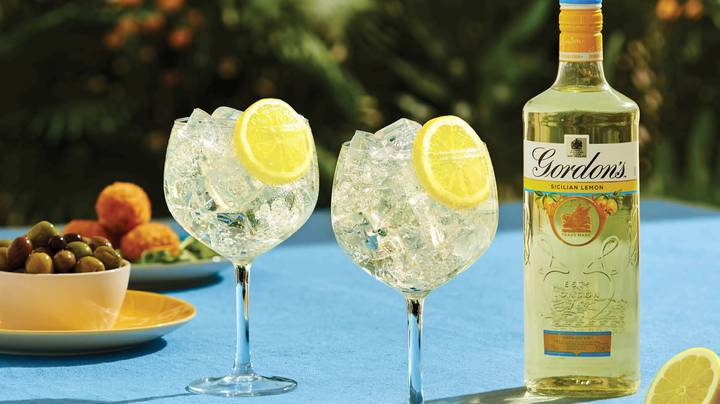 Gordon's Gin Has Launched Two Brand New Flavours